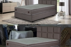 yatak baza başlık ürün çekimi oda giydirme